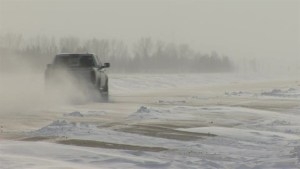 A look at what drives road condition reports in Manitoba